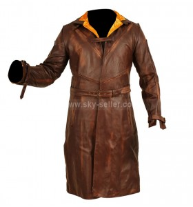 Watch Dogs (Wd.Aiden Pearce) Trench Coat