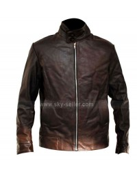 X-Men Magneto (Michael Fassbender) First Class Leather Jacket