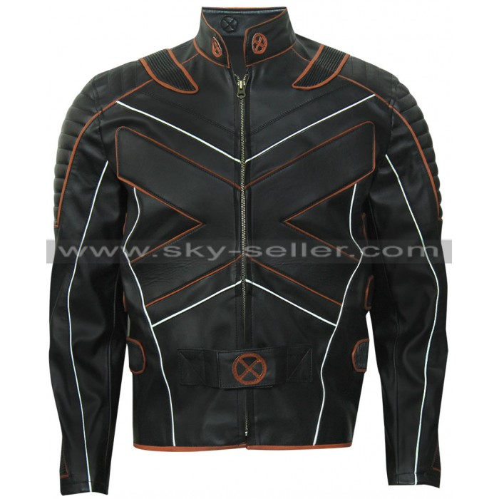 X-Men Wolverine Special Costume Leather Jacket