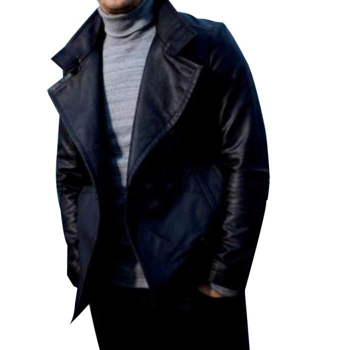 Danny Reagan Blue Bloods Leather Jacket