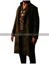 Billy Butcher The Boys Karl Urban Black Trench Coat