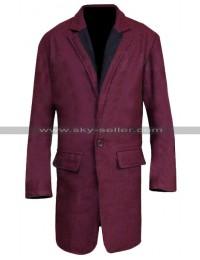 Django Unchained Calvin Candie Coat