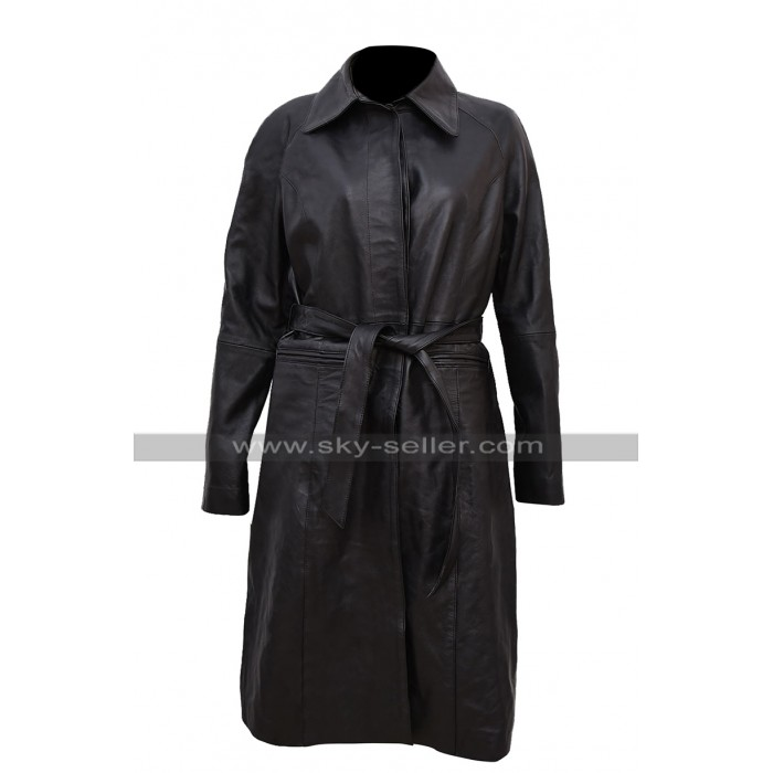Tina Goldstein Fantastic Beasts Crimes Grindelwald Katherine Waterston Black Coat