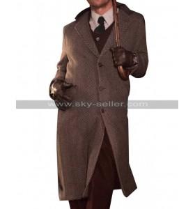 The Gentlemen Matthew McConaughey Wool Grey Coat
