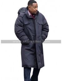Martin Lawrence Bad Boys for Life Marcus Hooded Black Coat