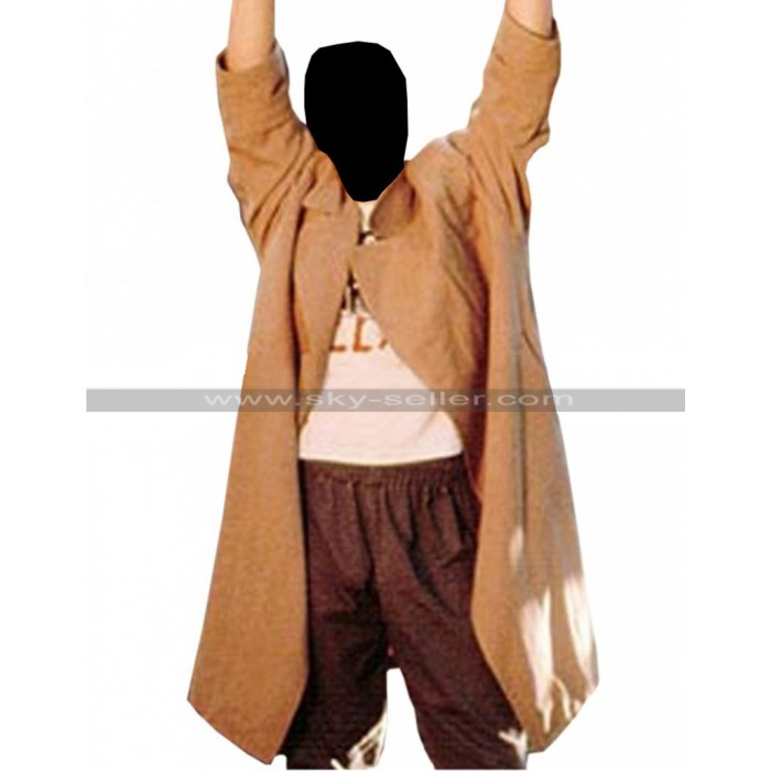 Say Anything John Cusack Brown Coat