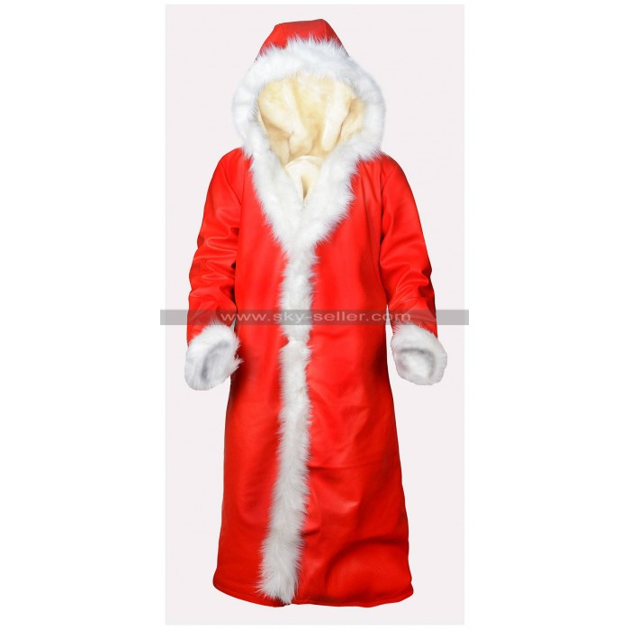 The Christmas Chronicles Santa Claus Coat