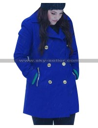 Lexi Giovagnoli The Christmas Listing Coat