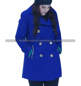 Lexi Giovagnoli The Christmas Listing Coat