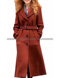 Nicole Kidman The Undoing Brown Coat