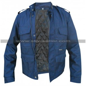 Aloha Bradley Cooper (Brian Gilcrest) Military Jacket