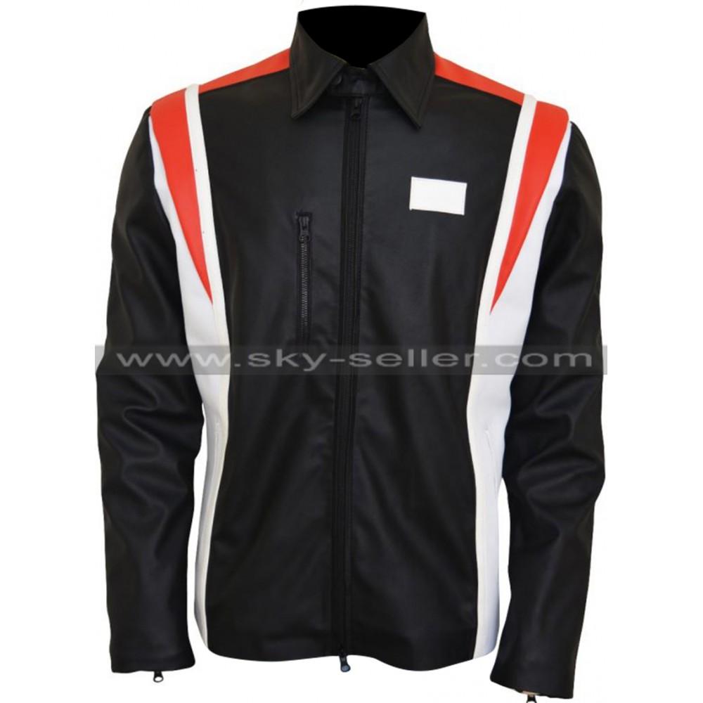 Eddie the Eagle Hugh Jackman Athletic Jacket