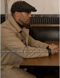 Jason Statham Spy Rick Ford Trench Coat