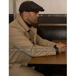 Jason Statham Spy Rick Ford Trench Coat