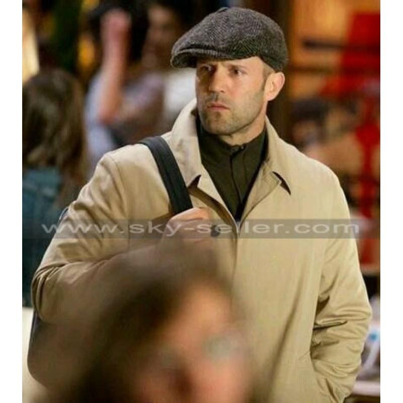 Jason Statham Spy Rick Ford Trench Coat d4c546b5a54