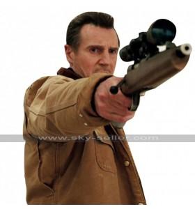 Liam Neeson Cold Pursuit Nels Brown Cotton Jacket