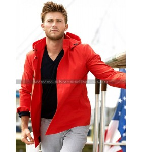Luke Collins Longest Ride Scott Eastwood Red Jacket