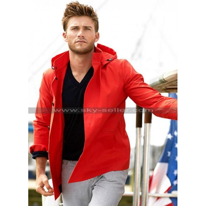 Luke Collins Longest Ride Scott Eastwood Red Jacket
