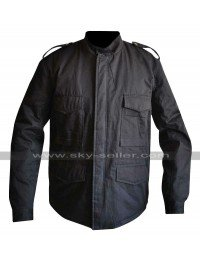 Rocky Balboa Creed Sylvester Stallone Black Jacket