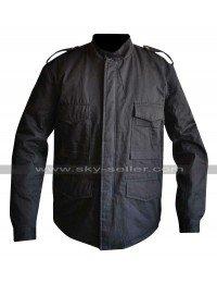 Rocky Balboa Creed Sylvester Stallone Black Jacket