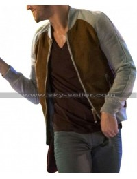 Step Up All in Ryan Guzman (Sean) Bomber Jacket