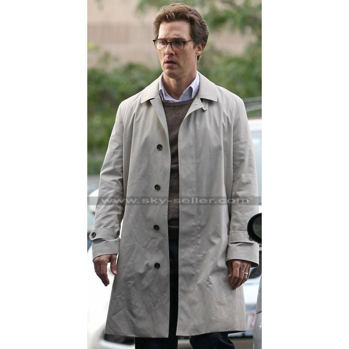 Sea of Trees Matthew McConaughey (Arthur Brennan) Beige Jacket