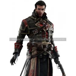 Assassin's Creed Shay Cormac Templar Knight Coat