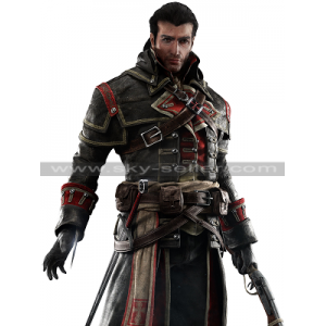Assassin's Creed Shay Cormac Templar Knight Coat