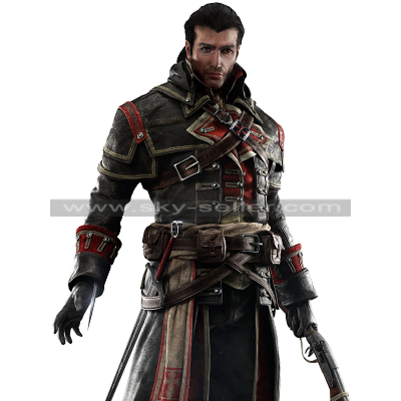 Assassin S Creed Shay Cormac Templar Knight Coat