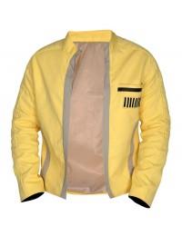 Star Wars New Hope Luke Skywalker (Mark Hamill) Yellow Jacket
