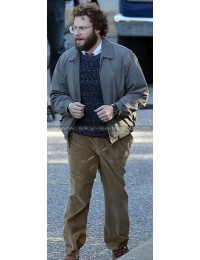 Steve Jobs Seth Rogen (Steve Wozniak) Jacket