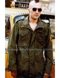 Travis Bickle Taxi Driver Robert De Niro M-65 Jacket