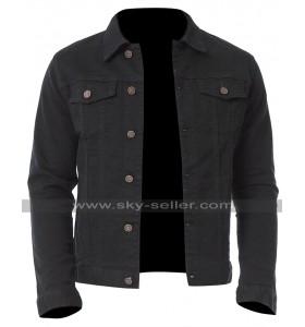 Venom Eddie Brock (Tom Hardy) Black Cotton Jacket