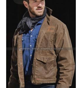 Yellowstone Ryan Brown Cotton Jacket