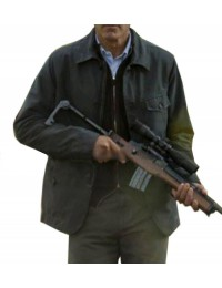The American Jack George Clooney Jacket