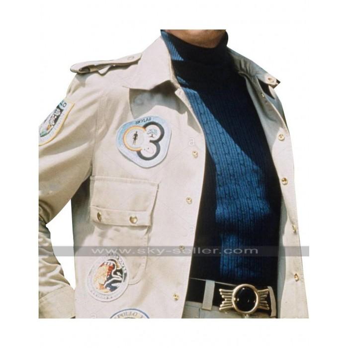 Six Million Dollar Man Steve Austin Patches Jacket
