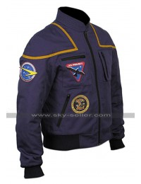 Star Trek Enterprise (Scott Bakula) Jonathan Archer Cotton Space Suite Jacket