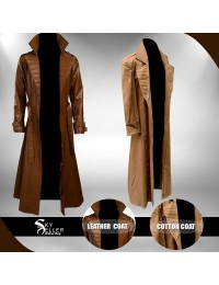 Gambit Channing Tatum Costume Trench Coat