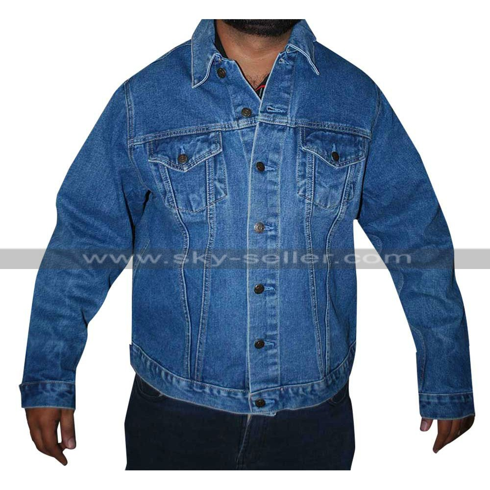 2 Guns Mark Wahlberg (Stig) Denim Jacket