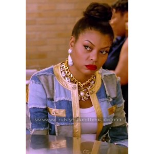 Empire Season 2 Taraji Henson (Cookie Lyon) Jacket