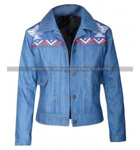 Yellowstone Kelsey Chow Denim Jacket