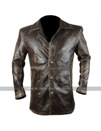 Dean Winchester Stolen S7 Vintage Distressed Leather Jacket