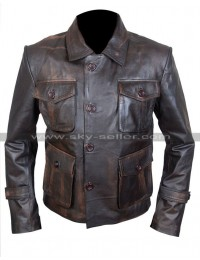 Dean Winchester Supernatural 7 Brown Jacket