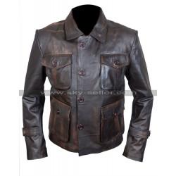 Dean Winchester Supernatural 7 Brown Jacket