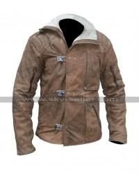 Wolfenstein William B.J. Blazkowicz Fur Jacket
