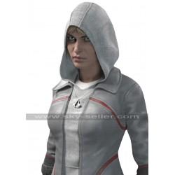 AC Syndicate Galina Voronina Cosplay Leather Jacket