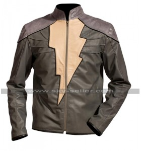 Injustice Gods Among Us Black Adam (Shazam) Costume Jacket