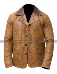 Red Dead Redemption II Arthur Morgan Brown Leather Jacket