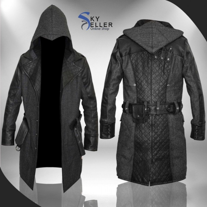 Assassin's Creed Syndicate Jacob Frye Wool Coat