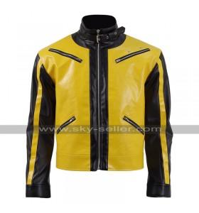 Wolfenstein 2 The New Colossus William BJ Blazkowicz Costume Leather Jacket